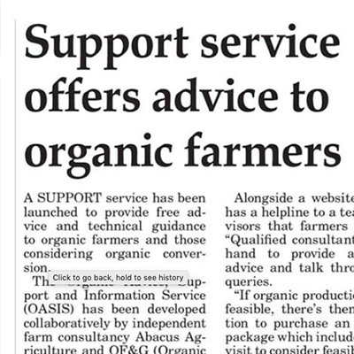 Darlington & Stockton Times - New support service